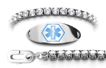 Unremovable Autism Bracelet