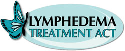 Lymphedema Treatment Act Logo