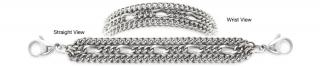 Designer Stainless Medical Bracelets Espressivo Delicato 1231