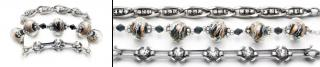 Designer Medical Bracelet Set - Sizzle l 1930