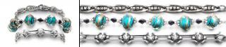Designer Medical ID Bracelet Set - Sizzle ll 1798