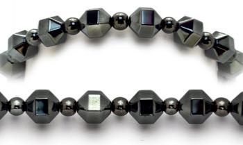 Designer Bead Medical Bracelets Geometric Wonder 2 0244