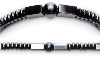 Designer Bead Medical Bracelets Simply Midnight 0362