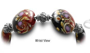 Designer Bead Medical Bracelets Zanatoid 0395