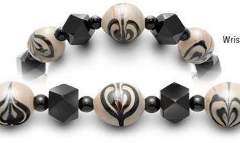 Designer Bead Medical Bracelets Orbs in Motion 0423