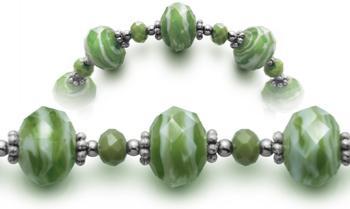 Designer Bead Medical ID Bracelets Visions 0475
