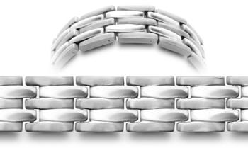 Designer Stainless Medical ID Bracelet Eccitare 0700