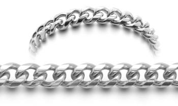 Designer Stainless Medical ID Bracelet Sicurezza 0744
