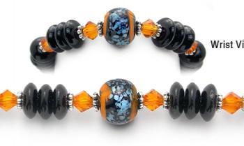 Designer Medical Bracelets Center of Attention 0778