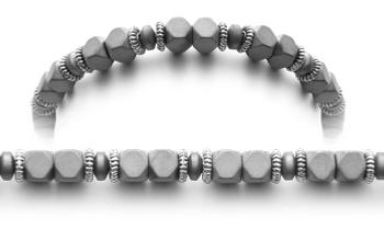 Designer Bead Medical ID Bracelets Greyhound 0822