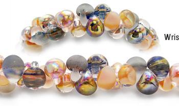 Designer Bead Medical Bracelets Autumn Harvest 0829