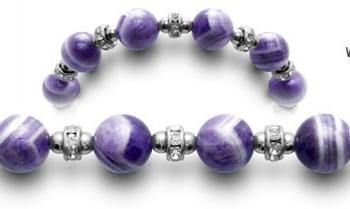 Designer Bead Medical ID Bracelets Goddess 0839