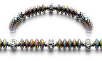 Designer Bead Medical ID Bracelets Magica 0840