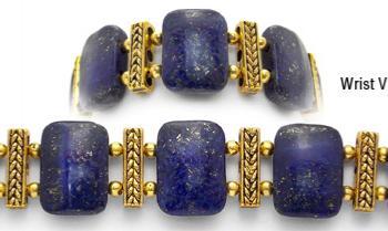 Designer Bead Medical Bracelets Goddess of the Nile 0964