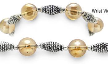 Designer Medical Bracelets Crystal Ball Dreamer 1025