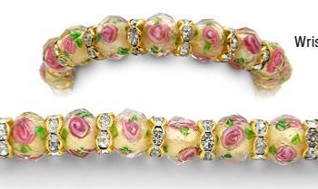 Designer Bead Medical Bracelets Something Gold Can Stay 1080