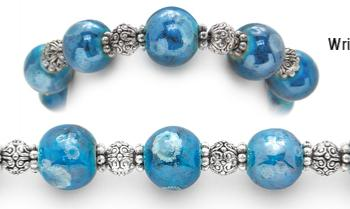 Designer Bead Medical Head in the Clouds 1130