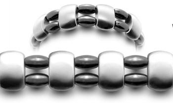 Designer Bead Medical Bracelets Smooth Sailing 1154