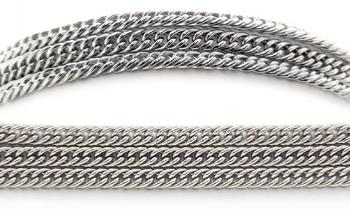 Designer Stainless Medical Bracelets Magnifico 1228