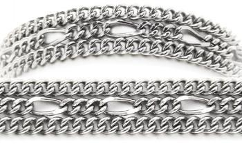 Designer Stainless Medical Bracelets Espressivo 1231