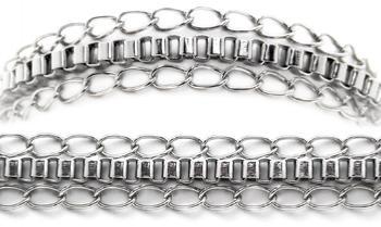 Designer Stainless Medical Bracelets Bello 1235