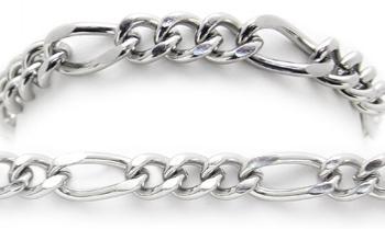 Designer Stainless Medical Bracelets Grande Potenza 1254