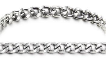 Designer Stainless Medical Bracelet StileAncona 1263