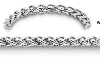 Designer Stainless Medical Bracelets Amore Eterno 1313
