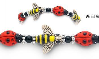 Designer Bead Medical Bracelets Lady Be Good 1579