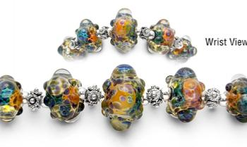 Designer Bead Medical Bracelets Marine Mysteries 1583