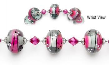 Designer Bead Medical Bracelets Modern Marvels 1590