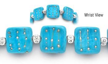 Designer Bead Medical Bracelets Fairy Mines 1709