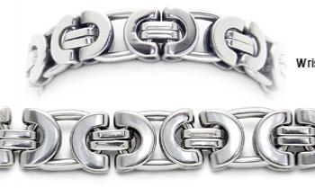 Designer Stainless Medical Bracelets Suzzara 1740