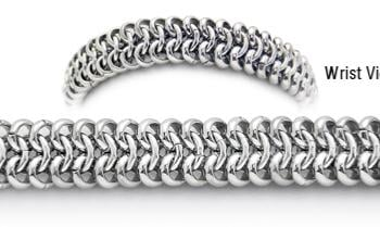 Designer Stainless Medical Bracelets Serpente 1777