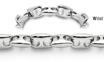 Designer Stainless Medical Bracelets Legami Forti 1780