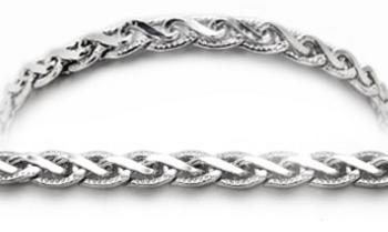 Designer Silver Medical Bracelets Bello Pizzo 1784