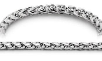 Designer Silver Medical Bracelets Bella Coda 1866
