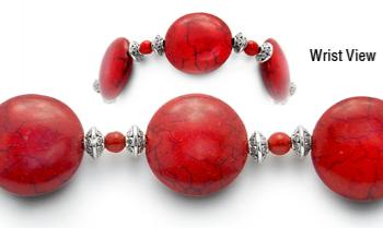 Designer Bead Medical Bracelets Sleeping Elephant 1928