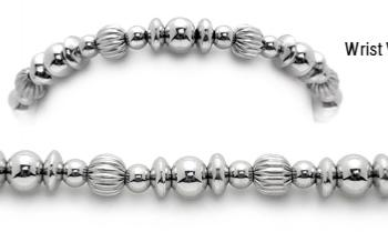 Designer Bead Medical Bracelets Woman of Steel 1932