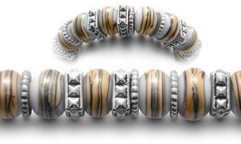 Chinka Too 1941 Designer Bead Medical ID Bracelets