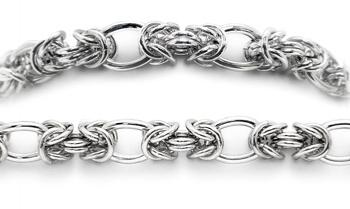 Designer Silver Medical Bracelets Bacio 1957