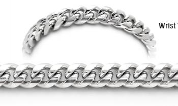 Designer Stainless Medical Bracelets Classica Italiana 1958