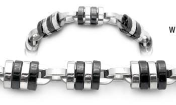 Designer Stainless Medical Bracelets Donna di Firenze 1994