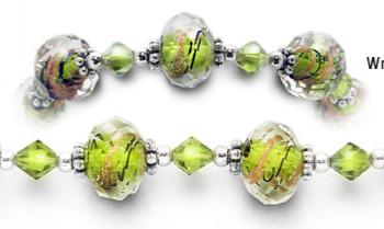 Designer Bead Medical Bracelets Sizzle IV 1967