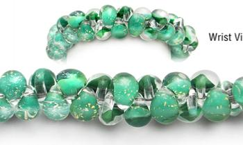 Designer Bead Medical Bracelets Fairy Dust 2053