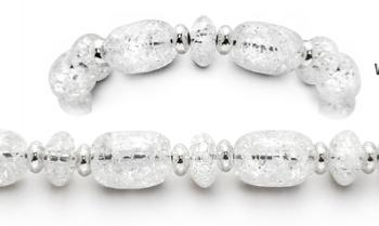 Designer Bead Medical Bracelets Cracked Revolution 2055