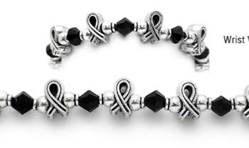 Designer Bead Medical Bracelets Classic Twist 2089