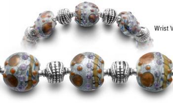 Designer Bead Medical Bracelets Zypher 2216