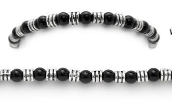 Designer Bead Medical Bracelets Staccato 9611