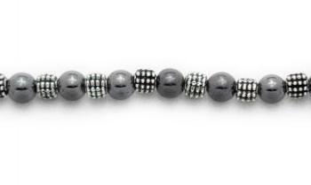 Designer Bead Medical Bracelets Rockin' Round 0764